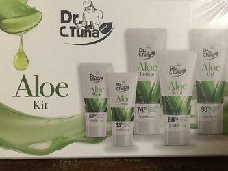 DR C TUNA ALOE SET SPECIAL BOX by Farmasi for Sale in Elizabeth,  NJ