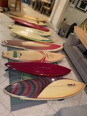 Many Surfboards for sale for Sale in Deerfield Beach, FL