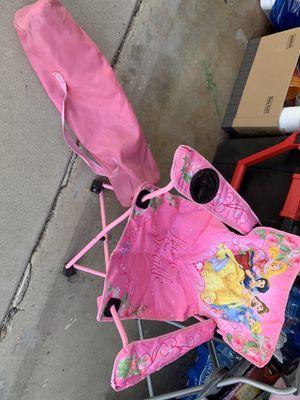 Beach chair Disney Princess for Sale in Montclair, CA