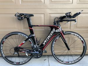 Specialized S-Works Shiv Pro Aero TT Triathlon Bike for Sale in Irvine, CA