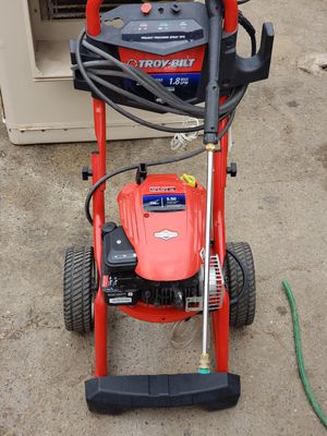 Troy-built pressure washer for Sale in Fresno, CA