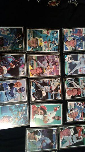 1985 DONRUSS BASEBALL CARDS LOT for Sale in Stockton, CA