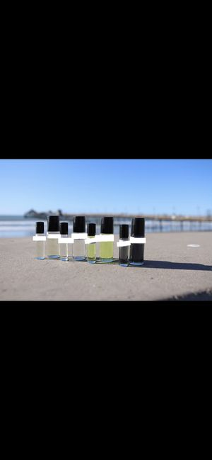 Men Roll-On Cologne Body Oils 10ml & 30ml for Sale in Lemon Grove, CA
