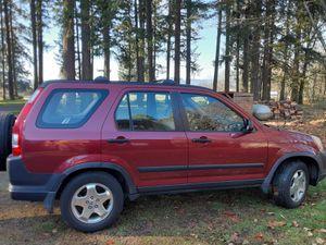 2005 Honda CRV for Sale in Oregon City, OR
