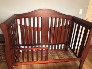 Convertible crib / dresser for Sale in Utica, MI