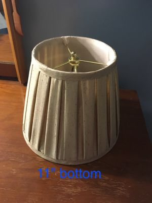 Medium lamp shade for Sale in Gaithersburg, MD
