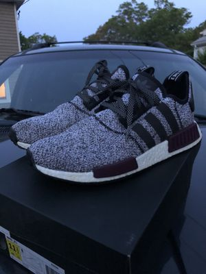 ADIDAS NMD R1 CHAMPS EXCLUSIVE PACK SIZE 11.5 for Sale in Seekonk, MA