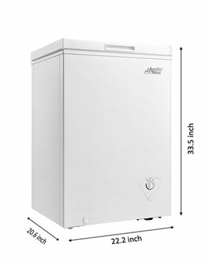 3.5 Chest Freezer- bought 3 months ago for Sale in Tysons, VA