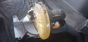 "Ryobi 10"" miter saw for Sale in New York, NY"