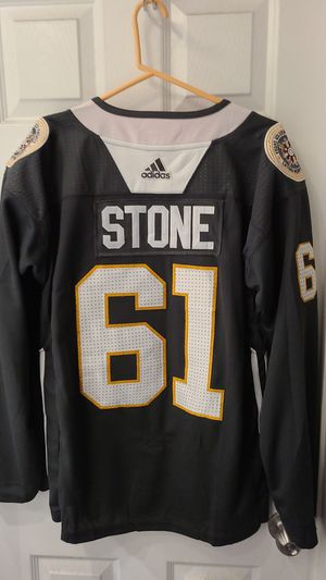 Mark Stone (52 &woman's xl /l)day of the dead golden knights jersey for Sale in Las Vegas, NV