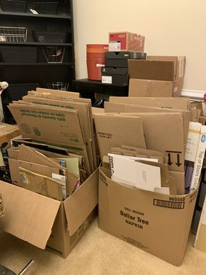 Boxes for Sale in Woodbridge, VA
