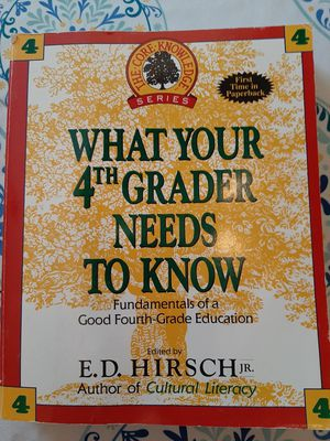 What Your Fourth Grader Needs to Know for Sale in Orange, VA