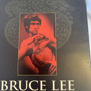 BRUCE LEE 5 DVD Collectors Collection Edition for Sale in Stockton, CA