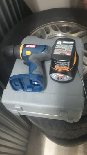 7.6 v Ryobi Drill for Sale in St. Louis, MO