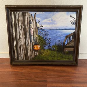 Hand painted Picture for Sale in Arroyo Grande, CA
