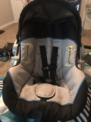 Jogging Stroller with car seat for Sale in Tallahassee, FL