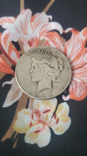 1928 Silver Peace Dollar for Sale in North Ridgeville, OH