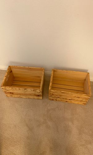 Wood crates for Sale in Irvine, CA