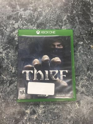 Thief Xbox one game for Sale in Silver Spring, MD