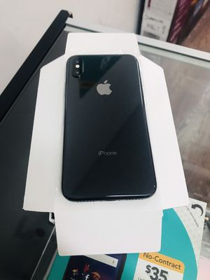 IPhone X 64 GB att locked for Sale in Everett, MA
