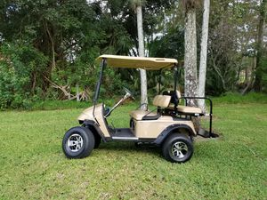 EZGO TXT Gas golf cart with 23HP engine. for Sale in Lake Worth, FL