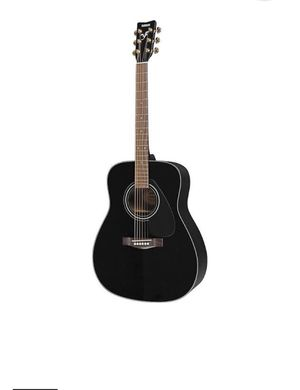 Yamaha Acoustic Black Guitar for Sale in Fort Carson, CO
