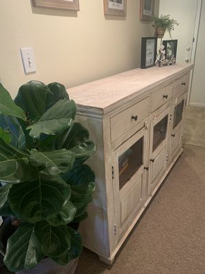 Farmhouse dresser for Sale in Lakewood, CO