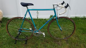 Vintage Trek 560 Road bike large frame for Sale in Chicago, IL