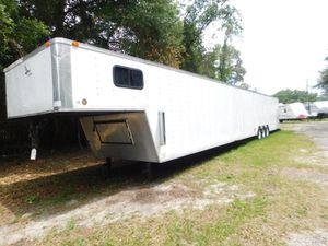 2011 LARK 53 ENCLOSED TRAILER 3 CAR HAULER 0 for Sale in Tampa, FL