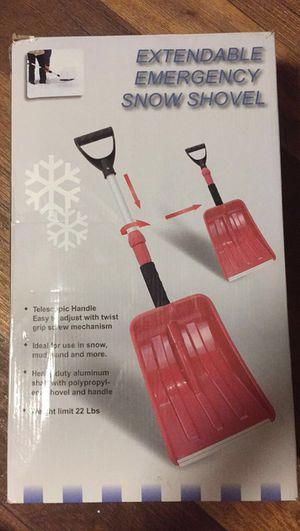 Snow Shovels (2) for Sale in Escondido, CA