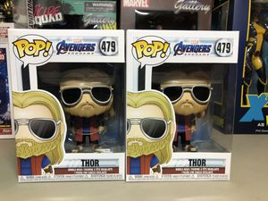 Funko Marvel Avengers EndGame Thor Action Figure Collectible POP for Sale in Carson, CA