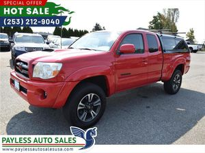2007 Toyota Tacoma Access Cab Prerunner Pickup 4D 6 Ft for Sale in Lakewood, WA