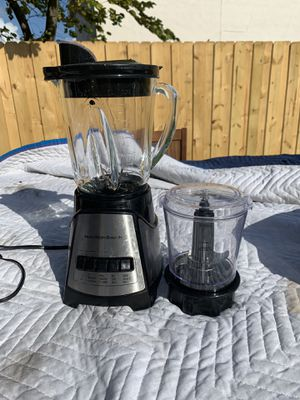 Blender and food processor for Sale in Miami, FL