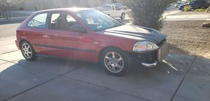 NOT RUNNING 97 CIVIC HATCHBACK for Sale in Tolleson, AZ