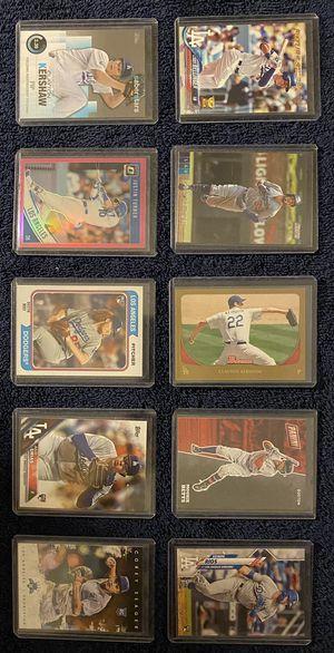 Sports cards Baseball Champions LA Dodgers for Sale in Glendale, AZ