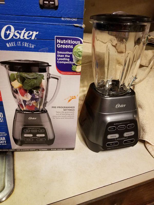 Oster blender new