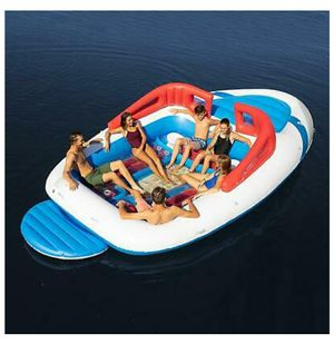 New!!! Xl inflatable boat for up to 6 people for Sale in San Diego, CA