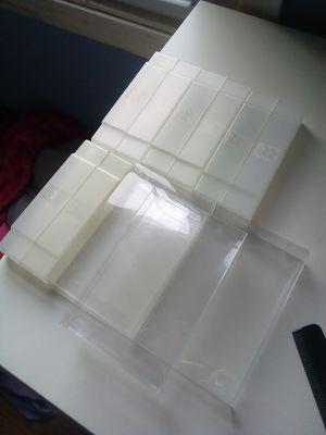Super Nintendo SNES Clear Plastic for Sale in Chicago, IL