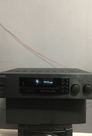Kenwood AM/FM Stereo Receiver for Sale in Denver, CO