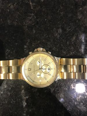Mens MK watch real for Sale in Detroit, MI