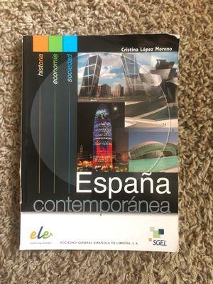 España contemporánea for Sale in Atlanta, GA