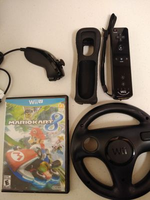 Mario kart Wii u for Sale in San Diego, CA