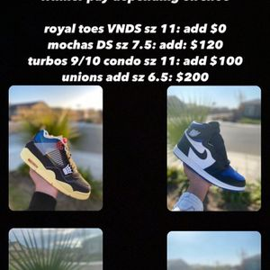 Jordan raffle for Sale in Madera, CA