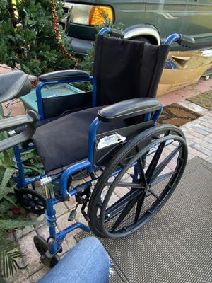 Wheelchair for Sale in Davie, FL