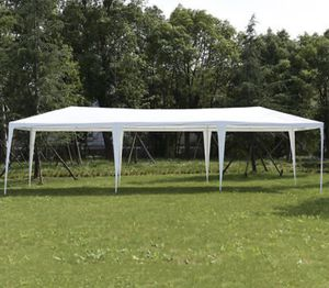 10 x 30 white party wedding tent for Sale in Marysville, WA