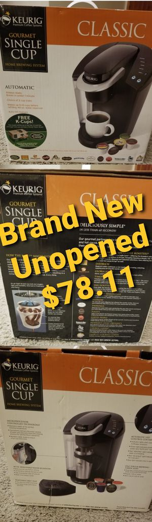 Brand New Keurig K-Cup coffee maker for Sale in Huntington Beach, CA