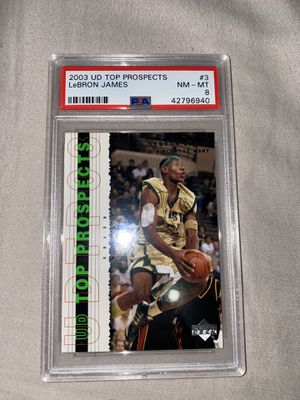 Lebron James Rookie Card for Sale in Dania Beach, FL