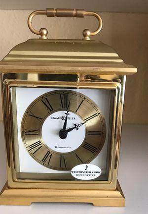 Brass Clock for Sale in St. Petersburg, FL