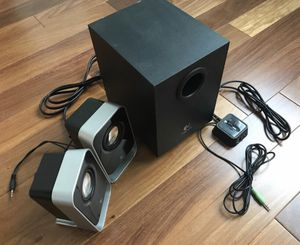 Logitech 2.1 stereo sound system for Sale in North Bergen, NJ