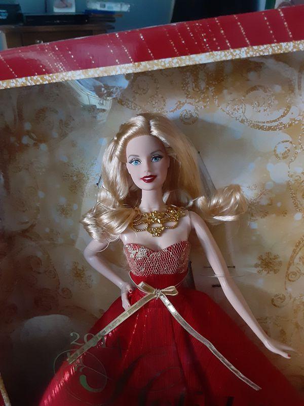2014 Holiday Barbie
